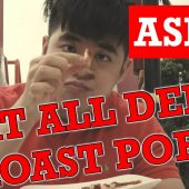 Sio Bah (Roast Pork) Or Shiok Ah! | I Eat You Watch (ASMR)