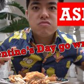 A Crunchy Valentine's Day | I Eat You Watch (ASMR)