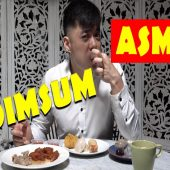 Dim Sum 'Body Say Siew Mai? | I Eat You Watch (ASMR)