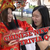 Chinese New Year Trivia Quiz! | Street Talk