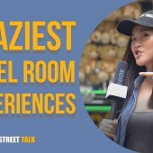 CRAZIEST HOTEL ROOM EXPERIENCES | STREET TALK 2.0