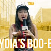 AULYDIA'S BOO-BOOS | STREET TALK 2.0