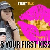 WHAT'S YOUR FIRST KISS LIKE? | STREET TALK 2.0