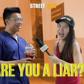 ARE YOU A LIAR?? | STREET TALK 2.0