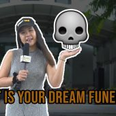 WHAT'S YOUR DREAM FUNERAL? | STREET TALK 2.0