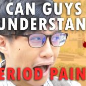 SINGAPOREAN MEN GIVE THEIR THOUGHTS ON PMS | STREET TALK 2.0