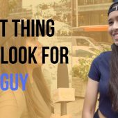 FIRST THING YOU LOOK FOR IN A GUY | STREET TALK 2.0
