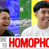 PEOPLE REACT TO HOMOPHOBIA IN SINGAPORE | STREET TALK 2.0