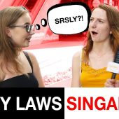 7 CRAZY Singapore Laws: Fact or Fiction? | STREET TALK 2.0