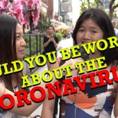 Are you worried about the Coronavirus? | Street Talk