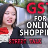 GST for Online Shopping? | Street Talk | Happy-TV