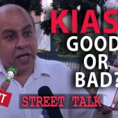 Kiasu: good or bad? | Street Talk | Happy-TV