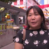Singapore: Cash or Cashless | Street Talk | Happy-TV