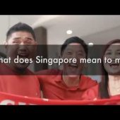 Would you die for Singapore? | Street Talk | Happy TV