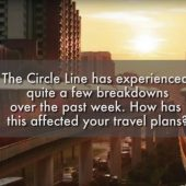 Circle Line Breakdowns  | Street Talk | Happy-TV