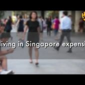High Cost Of Living | Street Talk | Happy-TV