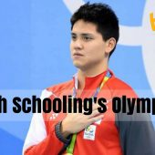 Joseph Schooling's Olympic Win | Street Talk | Happy-TV