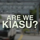 Are we kiasu? | Street Talk | Happy-TV