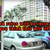 Carpark Rates Hike | Street Talk | Happy-TV
