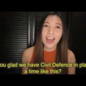 COVID-19 | Total Defence Special Part 2 – Civil Defence | STREET TALK (ONLINE)