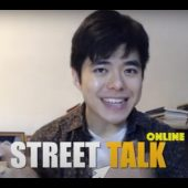 LIAR GETS CAUGHT on Street Talk | STREET TALK (ONLINE)