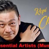A few Non-essential artists talking about their art during the Circuit Breaker | Kopi With Chris