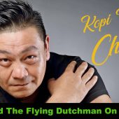 Glenn And The Flying Dutchman on Podcasts | Kopi With Chris