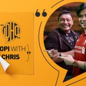 Kopi With A True Local Rockstar, John Molina | Kopi With Chris