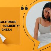 What is Sleep Apnea and how can you overcome it? | Healthzone With Gilbert Cheah