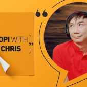 I'm not a real stand up comedian, I'm an entertainer – Hossan Leong | Kopi With Chris