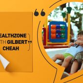 Health Threats Children Face | Healthzone with Gilbert Cheah