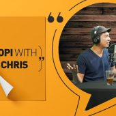 """I've always looked at podcasts as a place where you get real content"" Divian Nair 