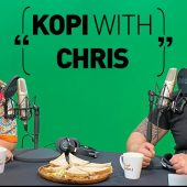 When I was 14, I was clubbing with Convent girls | Kopi With Chris